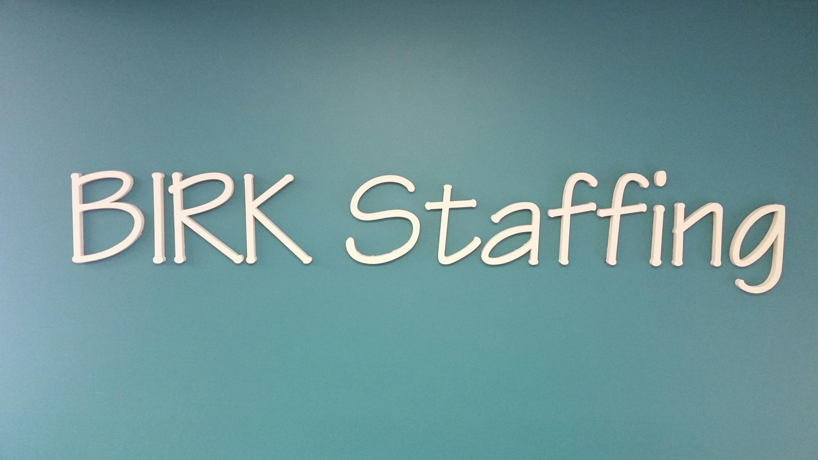 Birk Staffing
