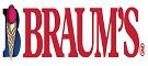 Full BRAUM'S logo