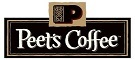 Peet's Coffee logo (Oak 6-8)