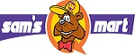 Sams Mart Logo