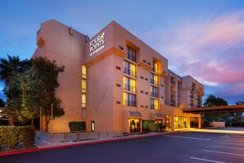 San Jose Sheraton 1471 N. 4TH STREET, SAN JOSE, CA 95112