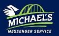 michaels messenger service