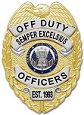 off duty officers