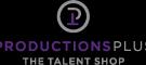 productions plus logo